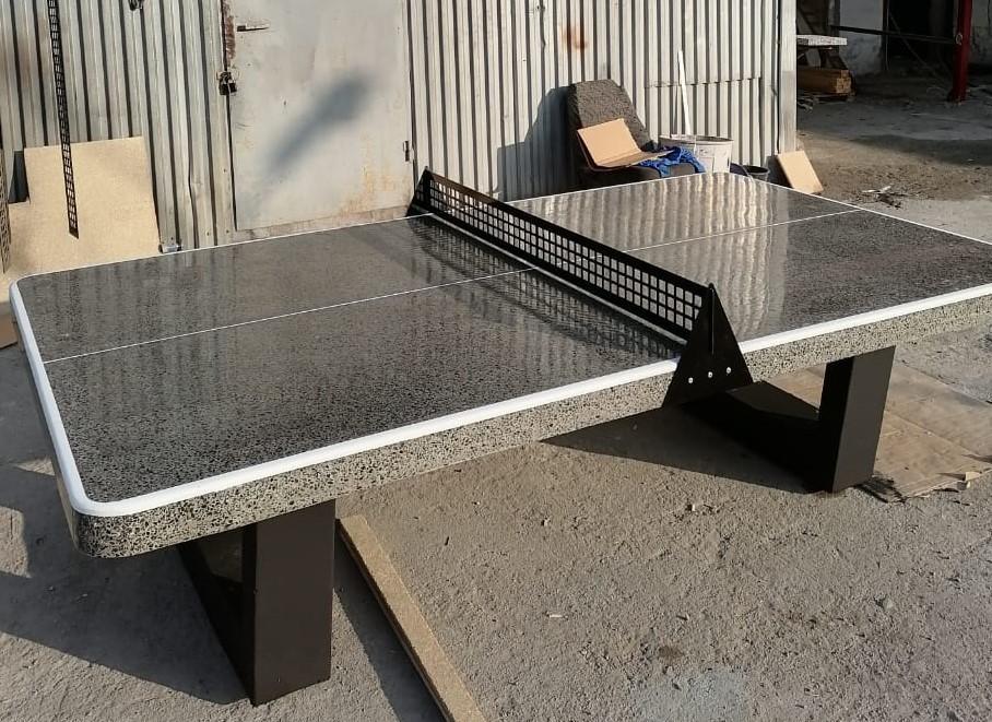 Теннис бетона подвижности бетонов